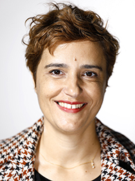 Susana Santos Rodrigues – Programmer and Distributor