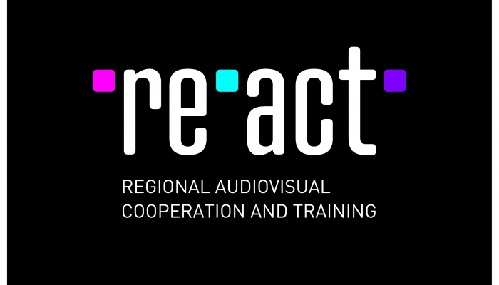 re-act logo - First Cut Lab Re-act 2021