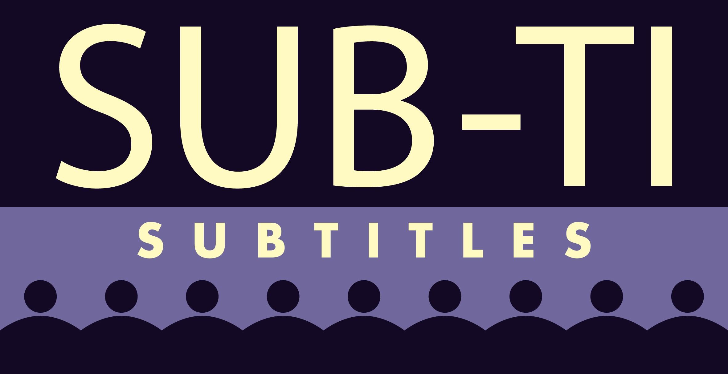 Sub-Ti subtitles