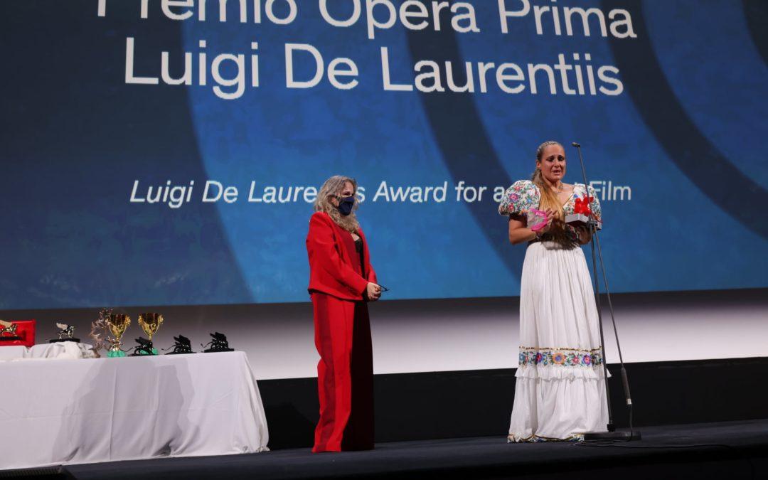 Big success for First Cut Lab films in Venice!