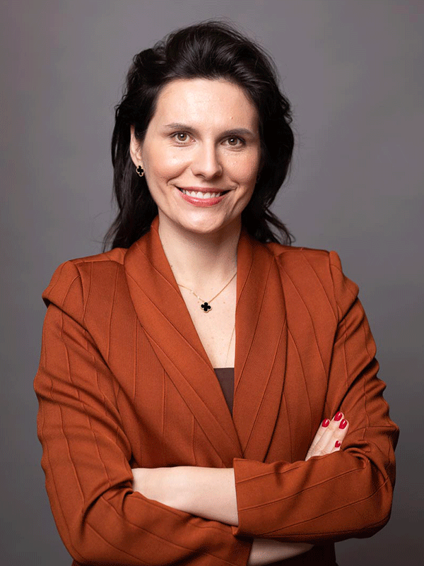 ANNA RÓŻALSKA - Filmmaker & Producer - Advisor