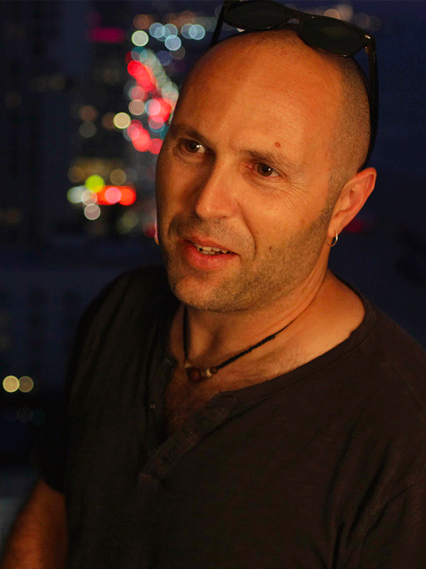 Saar Yogev - Producer - Advisor