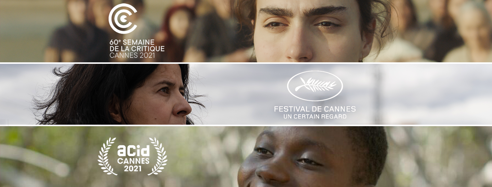 3 films in Cannes 2021 - First Cut Lab