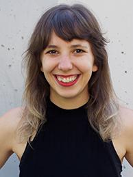 Olena Decock – Industry Programmer