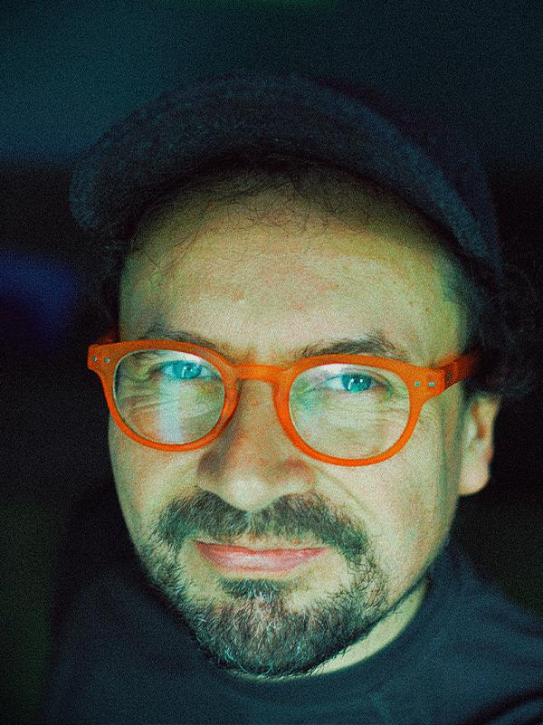Piotr - Stasik - participant First Cut Lab - The Moths