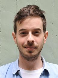 Javier Garcia Puerto - Director of Festival & Film Programmer - Advisor First Cut Lab