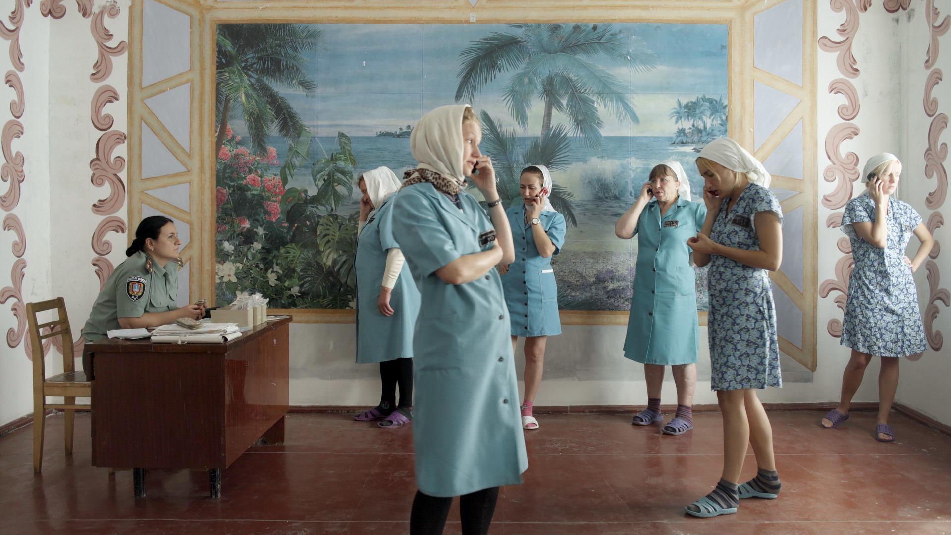 107 Mothers by Peter Kerekes -  First Cut Lab