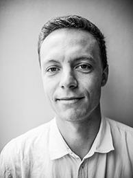 Marcin Łuczaj – Sales Agent
