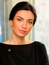 Tamara Tatishvili – Head of Film Centre