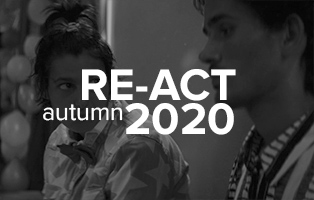 FIRST CUT LAB RE-ACT Autumn 2020