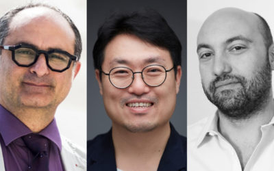 Three advisors for 'On Demand' edition of First Cut Lab