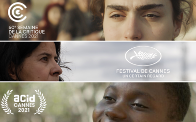 3 workshopped films selected in #Cannes2021!