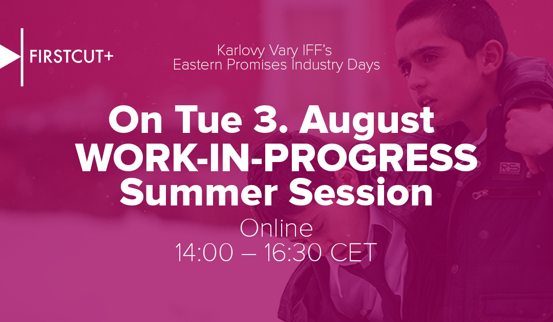 8 projects ready to be discovered during Karlovy Vary Industry Days